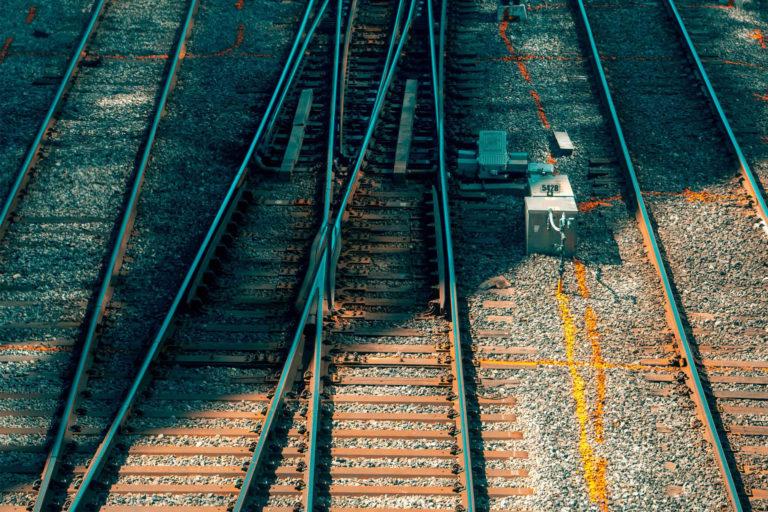 direkter Bahnanschluss